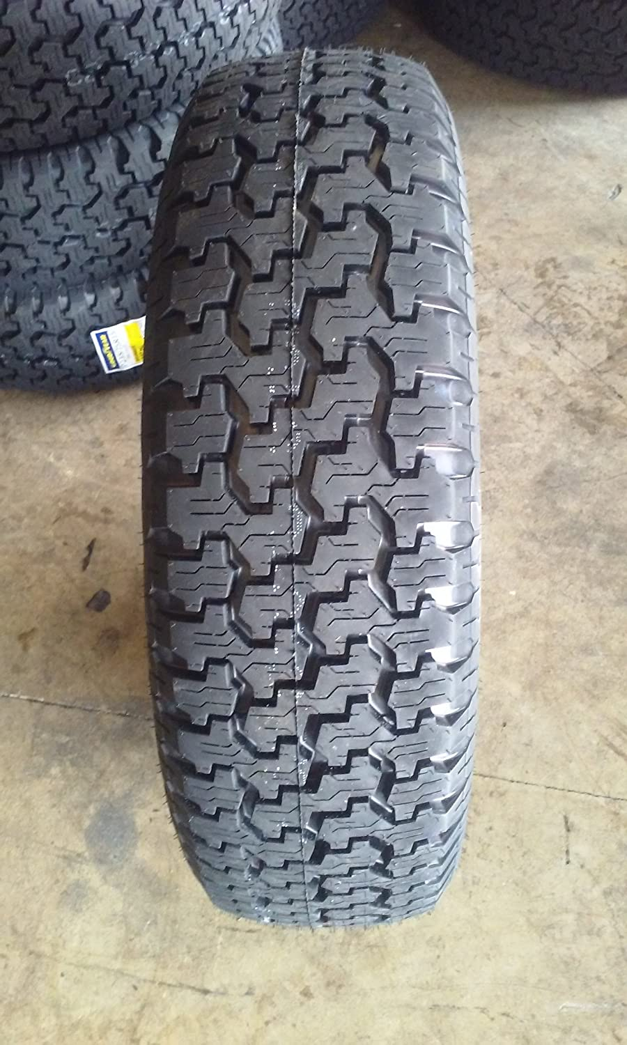 Goodyear Wrangler Radial All-Season Tire
