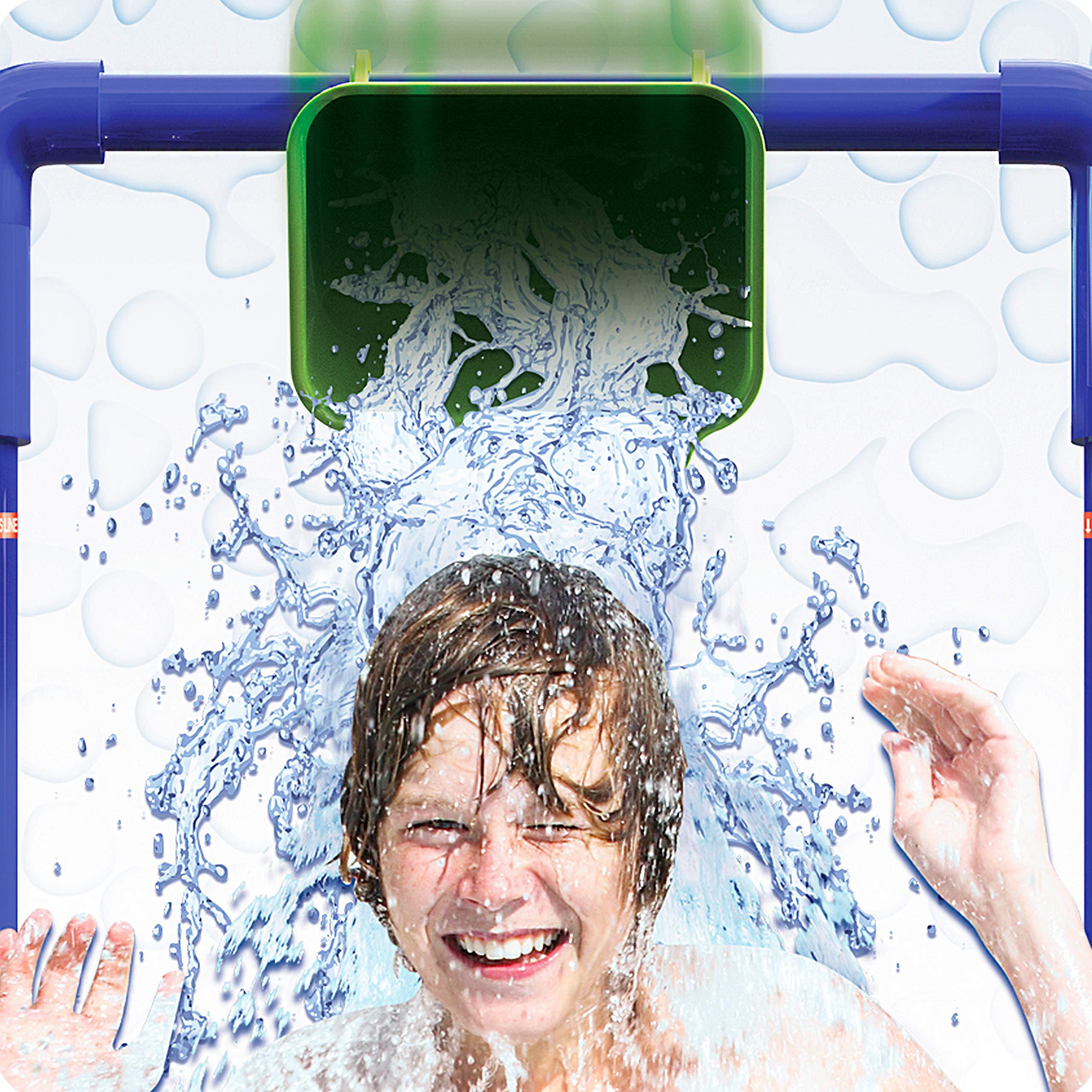 Kaos Water Play KAOS Splash Tank (Alternative Dunk Tank), Multicolor by Kaos Water Play (Image #3)