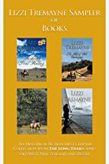 Lizzi Tremayne Sampler of Books: An Historical Fiction First Chapter Collection from The Long Trails Series:  Old West, New Zealand, and Russia Kindle Edition