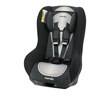 Nania Maxim Skyline Black Grp 0-1 car seat (Birth to 4 years ...