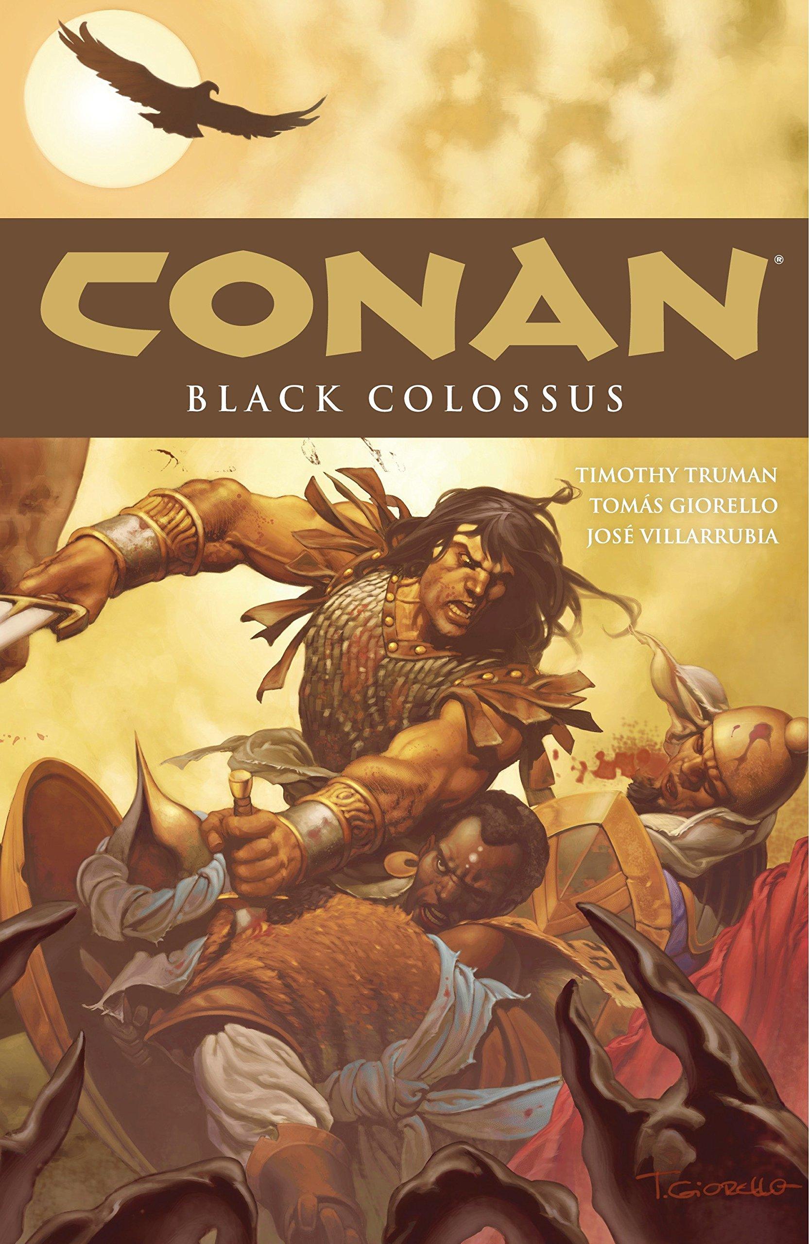 Conan Volume 8: Black Colossus ebook