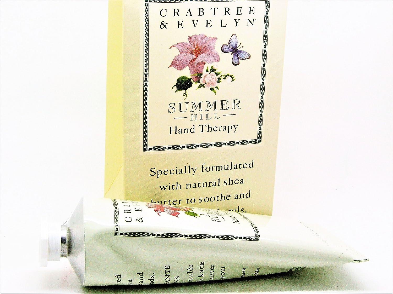 Summerhill Crème Mains Adoucissante - 100 ml: Crabtree & Evelyn