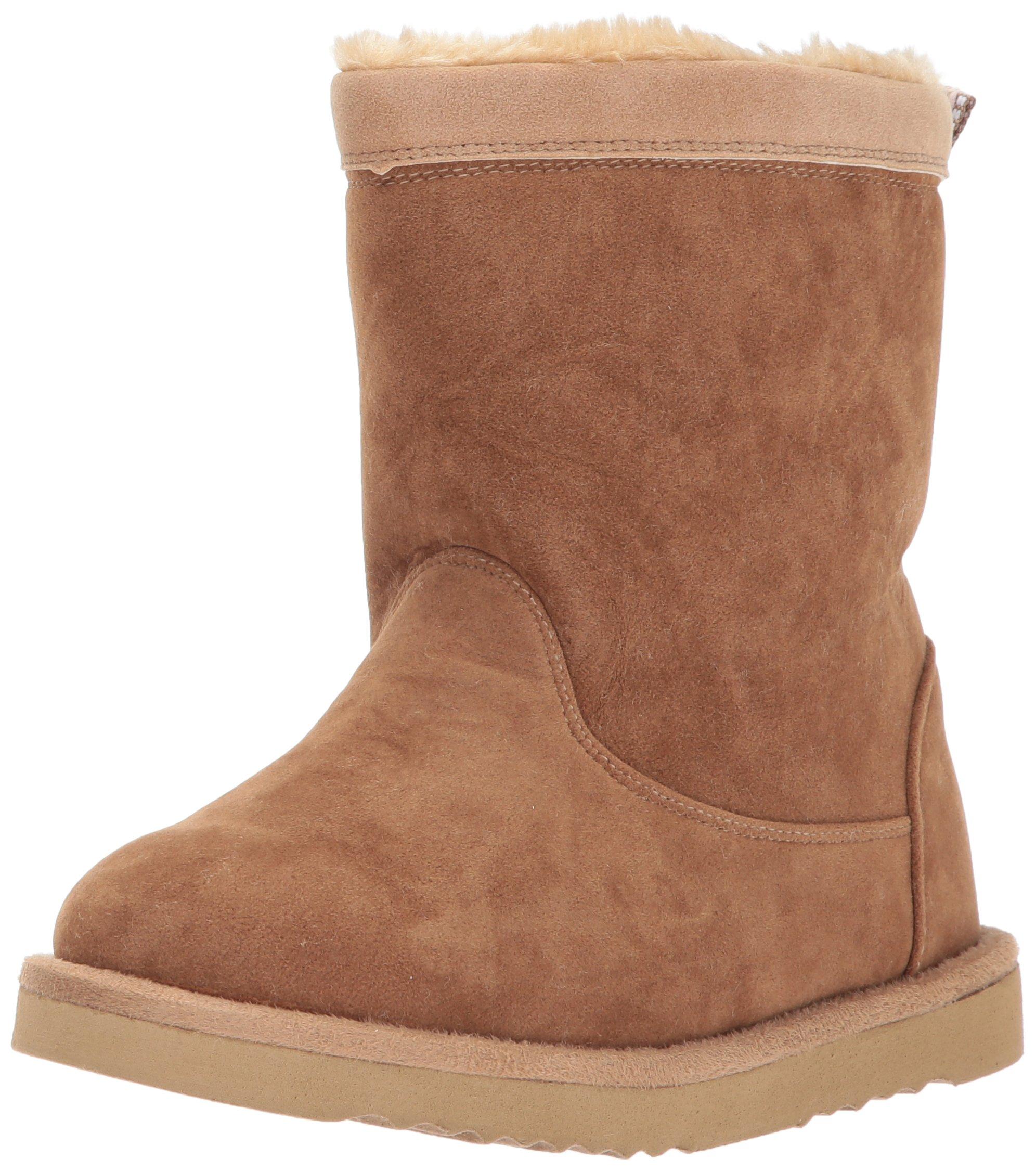Western Chief Girls Fashion Boot, Makena Peanut, 1 M US Little Kid