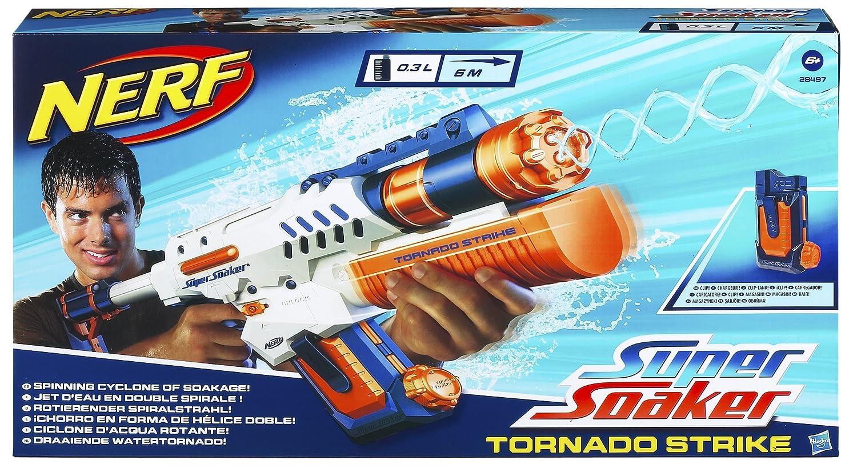 Hasbro - Nerf Super Soaker 28497983 - Tornado Strike