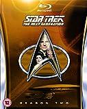 Star Trek: The Next Generation - Season 2 [Blu-ray] [1988] [Region Free]