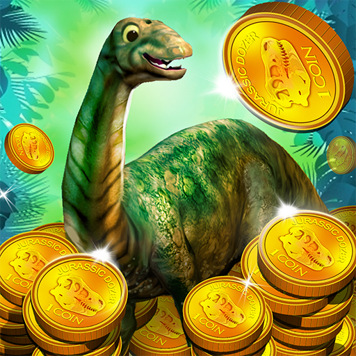 Coin Party: Jurassic Jungle Dozer ()