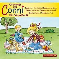 Unterwegs mit Conni - Die Hörspielbox: 3 CDs (Meine Freundin Conni - ab 3)