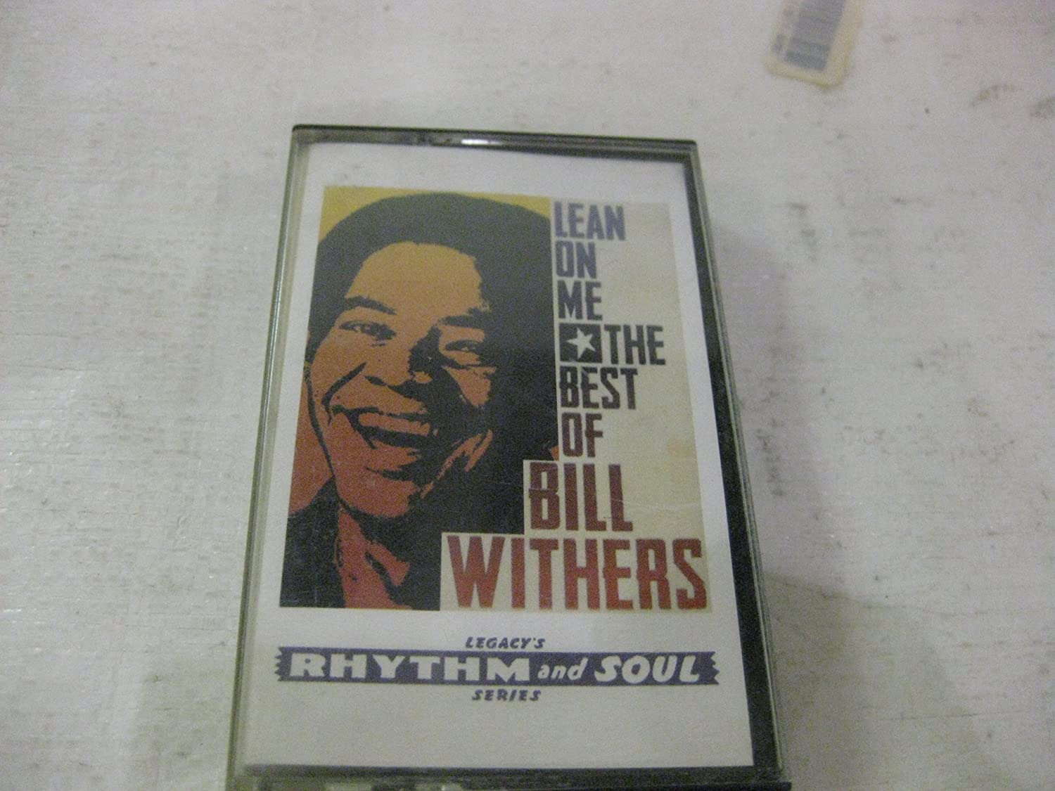 Lean on Me:the Best of Bill Withers