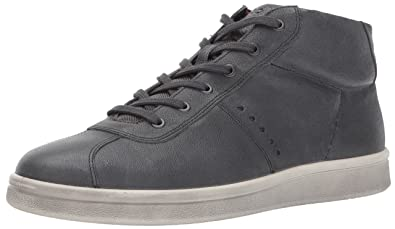 0acbedcccf41 ECCO Men s Kallum High Top Fashion Sneaker  Amazon.com.au  Fashion