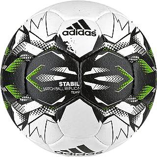 adidas Stabil Team 9–Ballon de Handball, Couleur Blanc