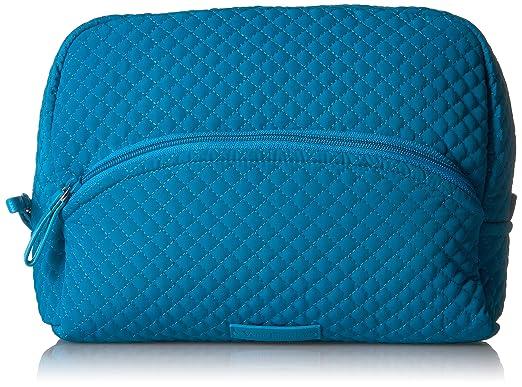 28f23797b9e2 Amazon.com  Vera Bradley Iconic Large Cosmetic Vera  Clothing