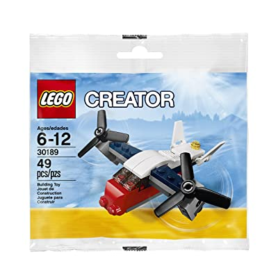 LEGO Creator Transport Plane 30189 (Bagged): Toys & Games