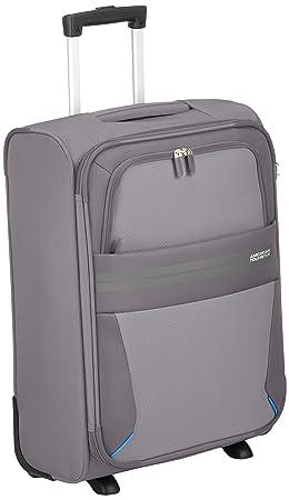 nouveau style 37532 9f145 American Tourister Summer Voyager Valise 2 Roues, 55 cm, 38,5 L, Volt Grey
