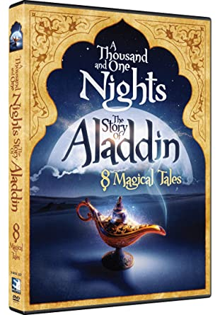 Amazon Com The Story Of Aladdin A Thousand And One Nights 8