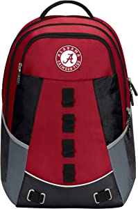 """Officially Licensed NCAA """"Personnel"""" Backpack, Multi-Color, 19"""""""