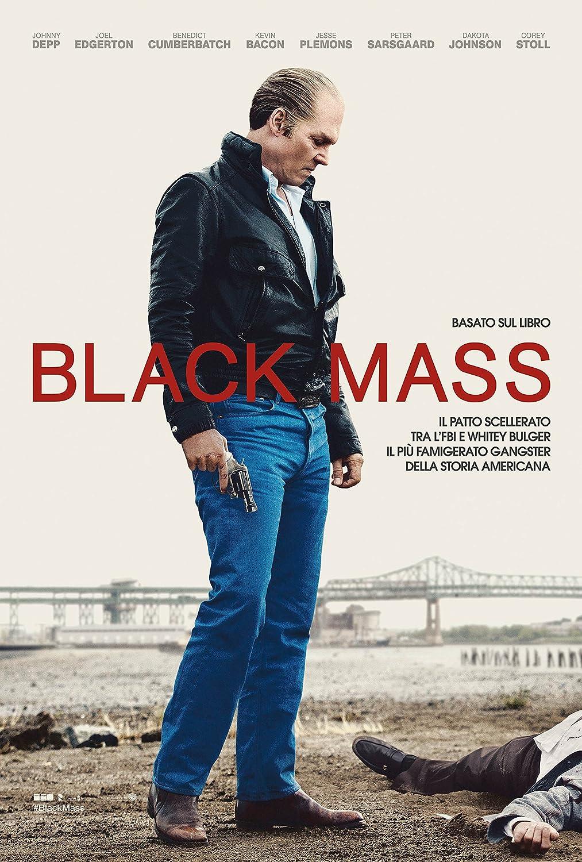 BLACK MASS: Lultimo gangster [DVD]: Amazon.es: Johnny Depp ...