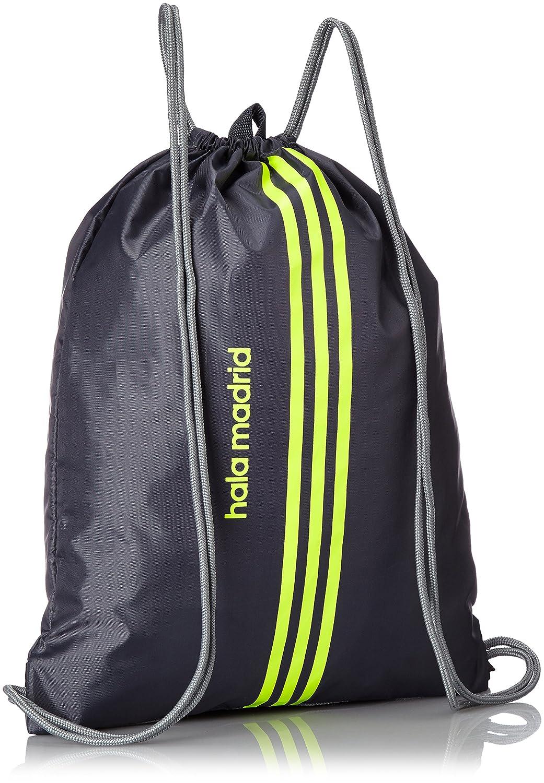 adidas Real Madrid Gym Bag 2015-16 (Grey)  Amazon.co.uk  Sports   Outdoors 5ec5dbccfbc0c