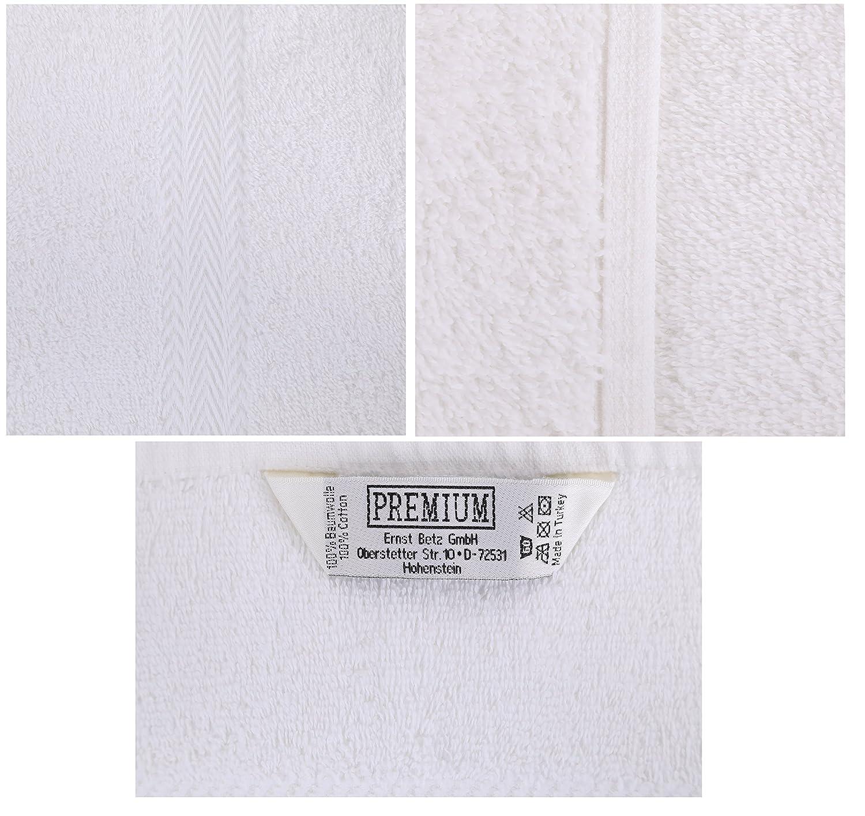 Betz 8-TLG. 8-TLG. 8-TLG. Handtuch-Set Premium 100% Baumwolle 8 Handtücher Größe 50x100 cm Farbe hellblau B00F2I3QWE Duschtücher 3d587c