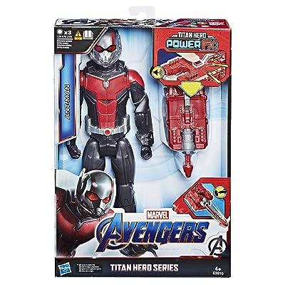 Avengers - Figura Titan FX Ant Man (Hasbro E3310EW0): Juguetes y juegos