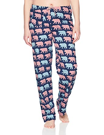 1a4cf9f2c Little Blue House by Hatley Women s Animal Jersey Pajama Pants
