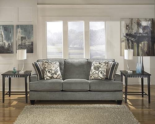 Ashley Furniture Yvette Sofa Steel