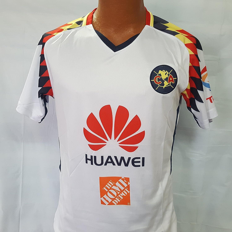 新しい。Club Aguilas del America Away Genericレプリカ大人用Jersey Liga MX。サイズXLarge。 B079JK75RQ