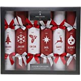 Six Perfect Measure Christmas Drinks Crackers