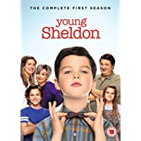 Young Sheldon - Season 1[DVD] [2018]
