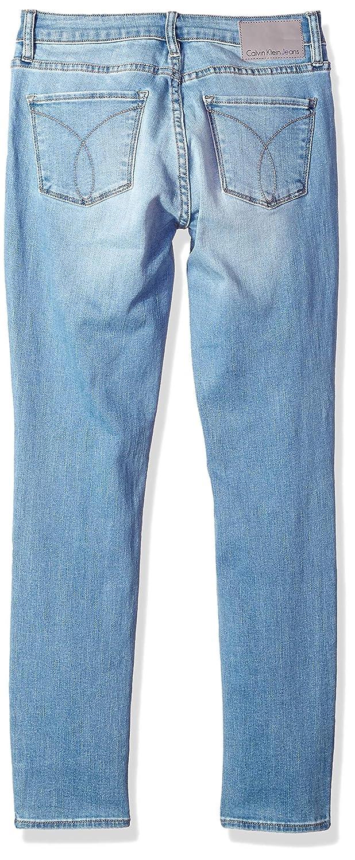 Calvin Women's Jean At Ankle Amazon Jeans Klein Skinny Tl1cKFJ