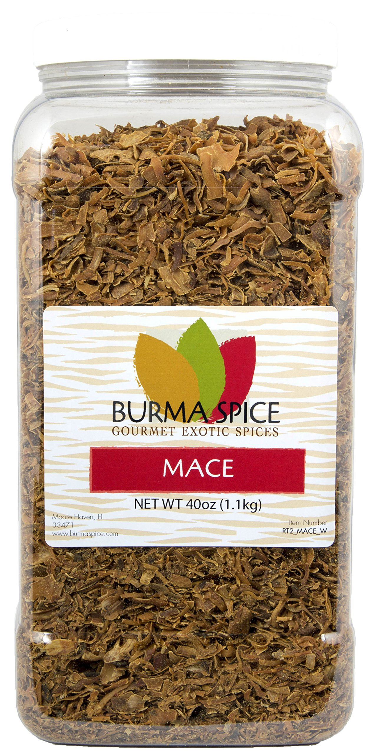 Blade Mace (Javathri) Natural Aromatic Pure Loose Herb Spice Kosher (40oz.)