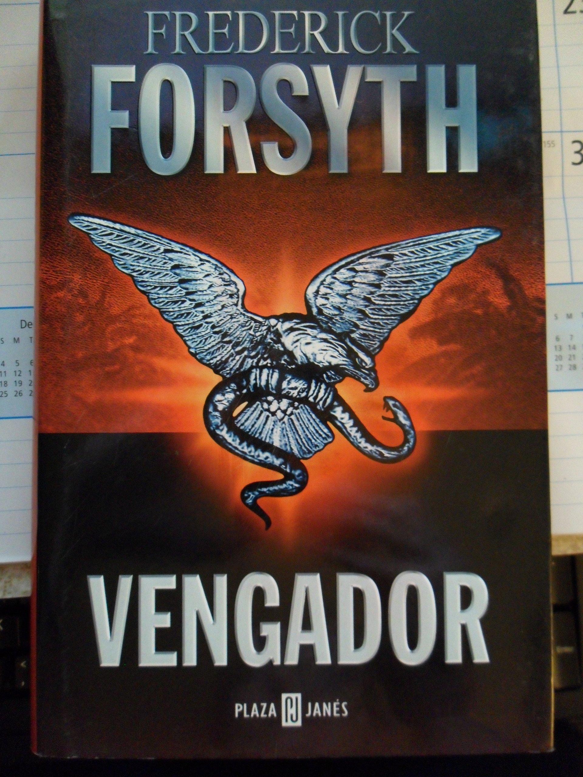 Download Vengador/ Avenger (Spanish Edition) PDF