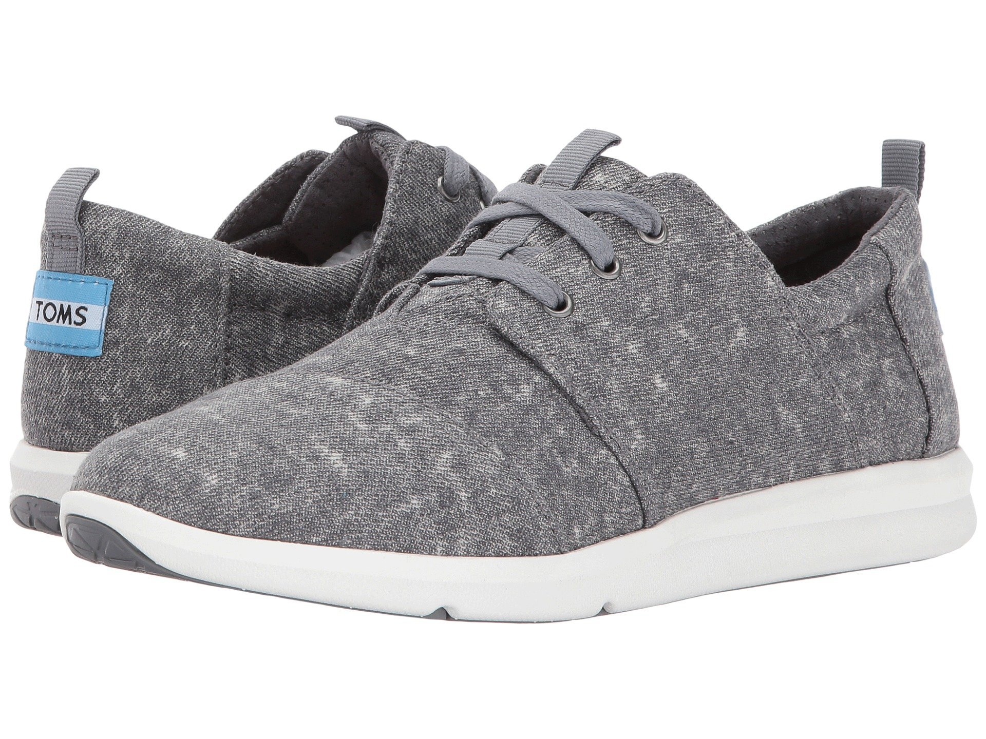 TOMS Women's Cabrillo Natural Heritage Canvas/Textured Twill 8.5 B US