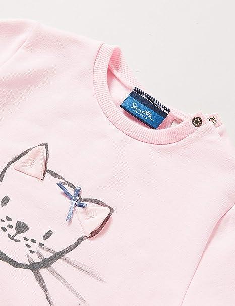 Sanetta Sweatshirt Blue Maglia di Tuta Bambino