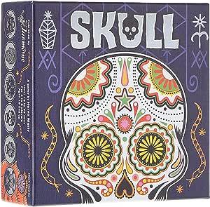 Skull: Amazon.es: Libros en idiomas extranjeros