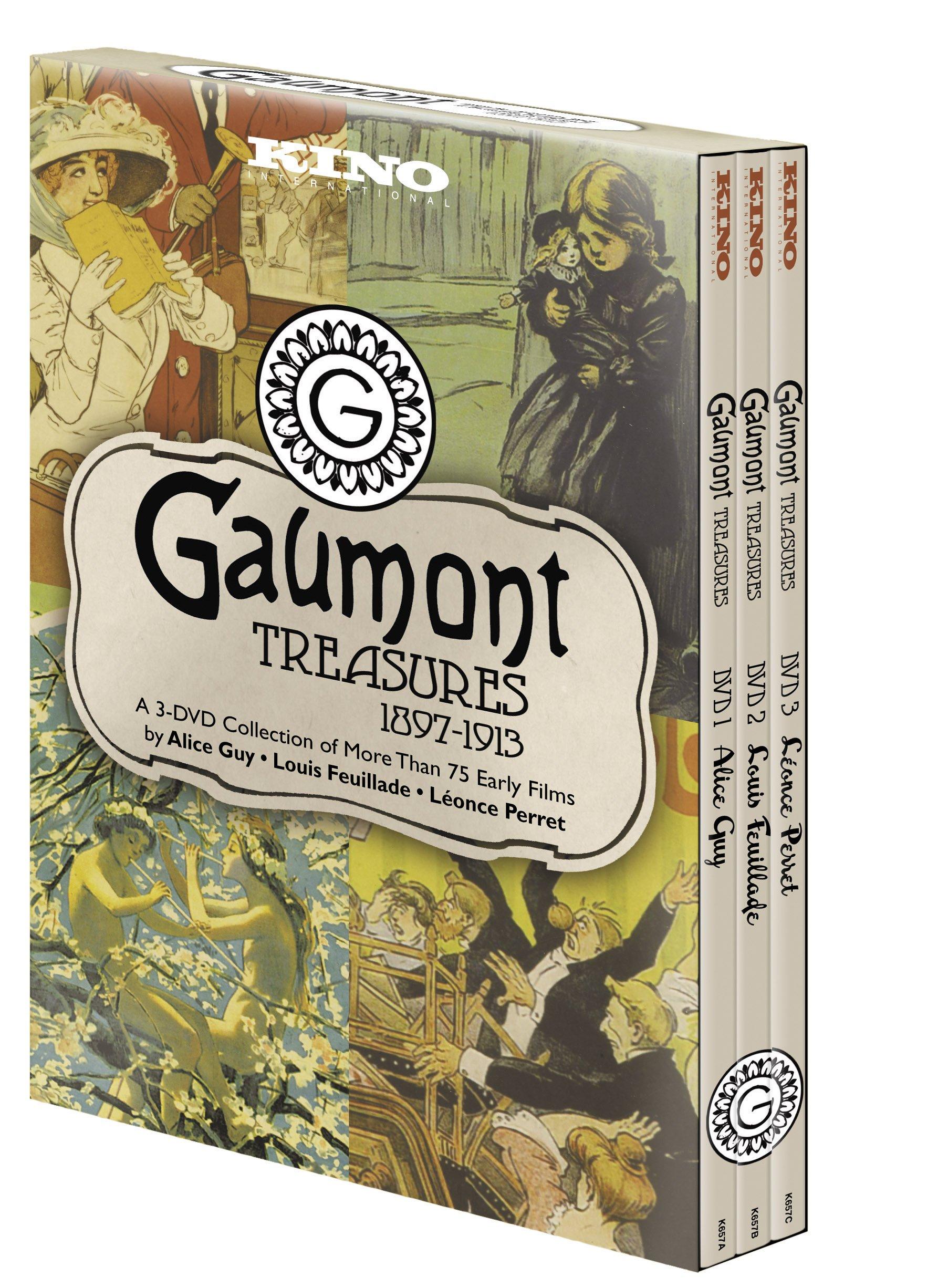Gaumont Treasures: 1897-1913 by Kino Video