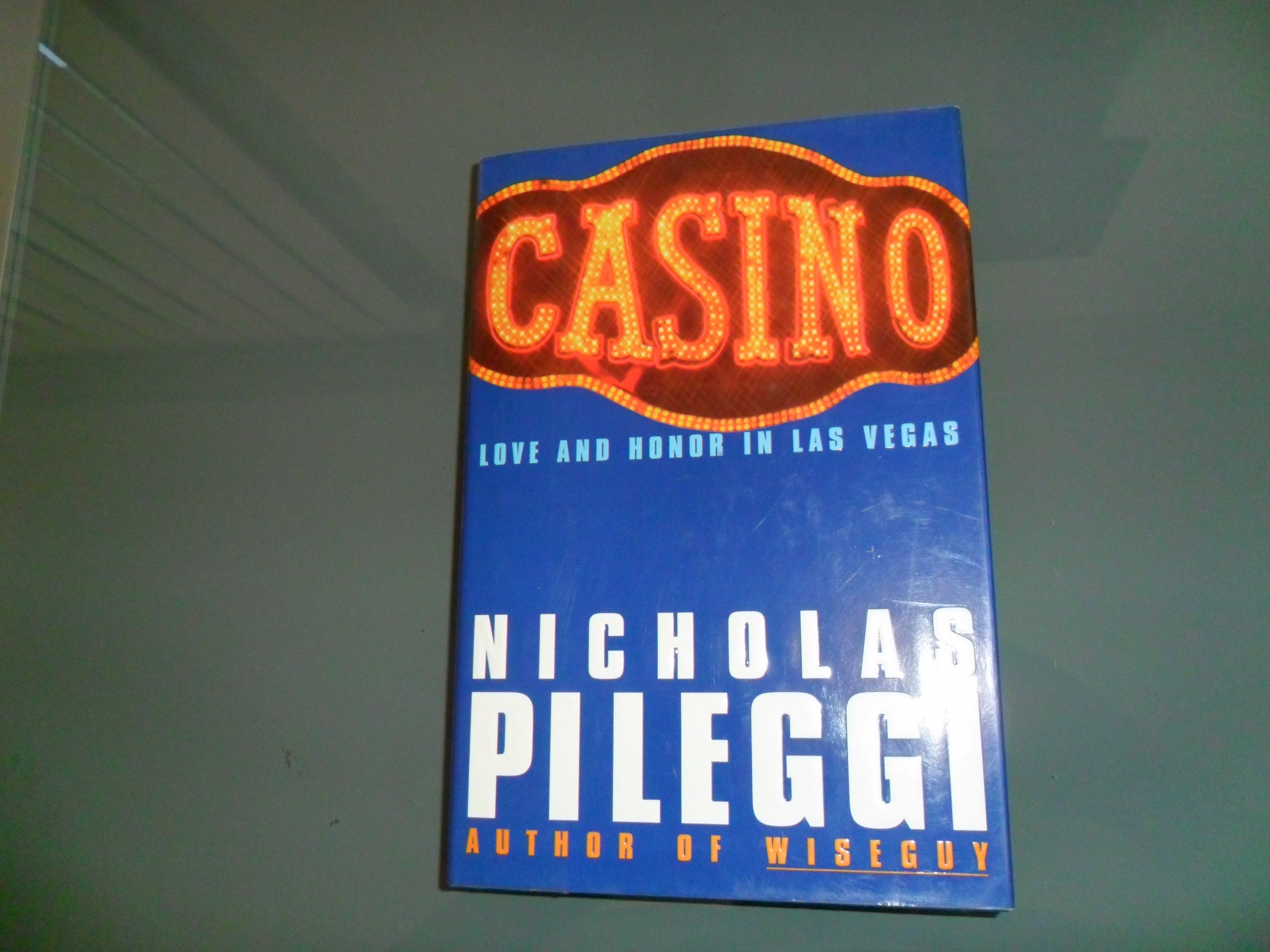 CASINO LOVE AND HONOR IN LAS VAGAS