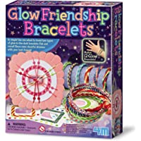 4M- Glow Friendship Bracelets Bisuteria, Color (Mixed in
