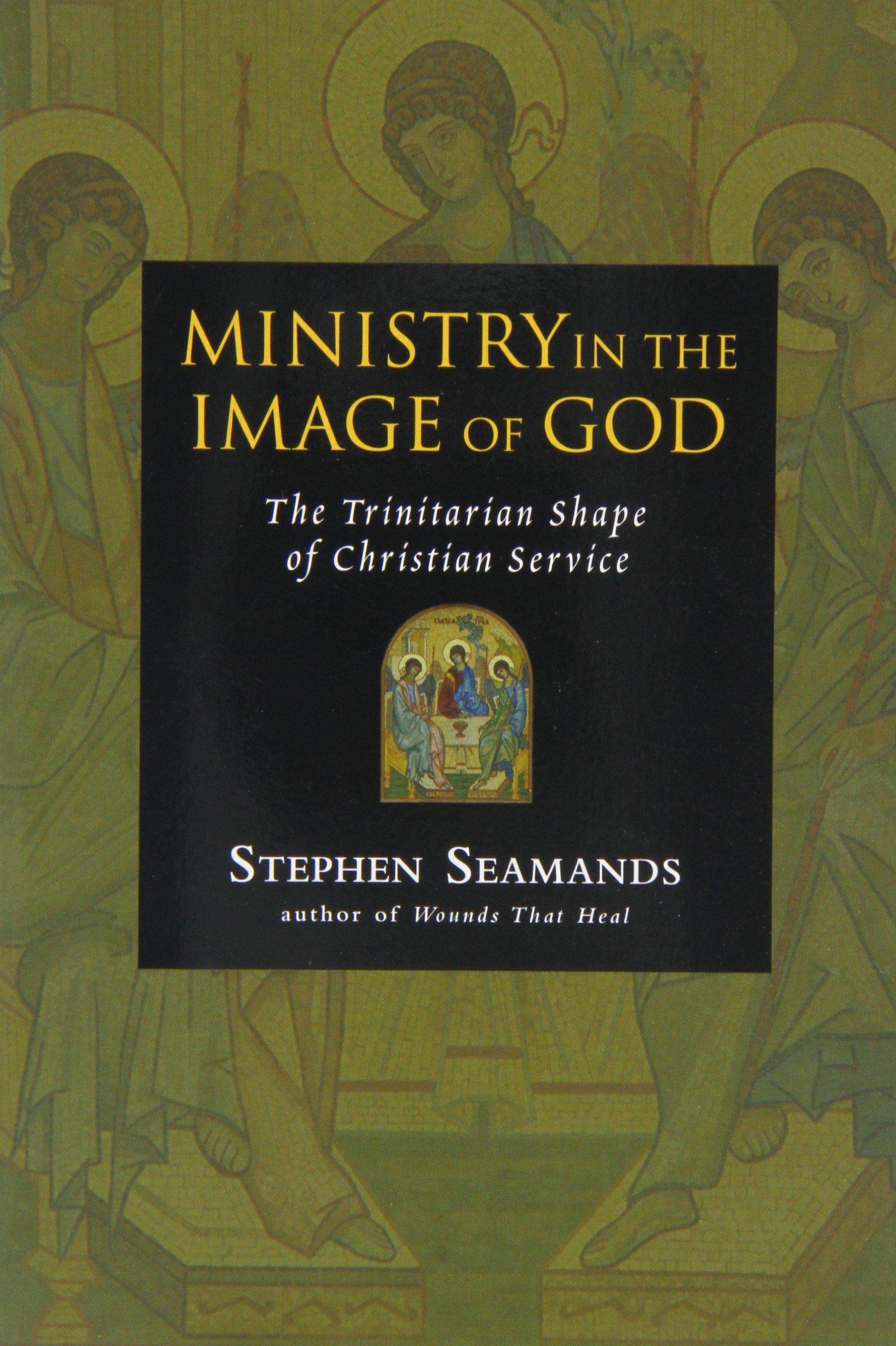 Download Ministry in the Image of God: The Trinitarian Shape of Christian Service pdf epub