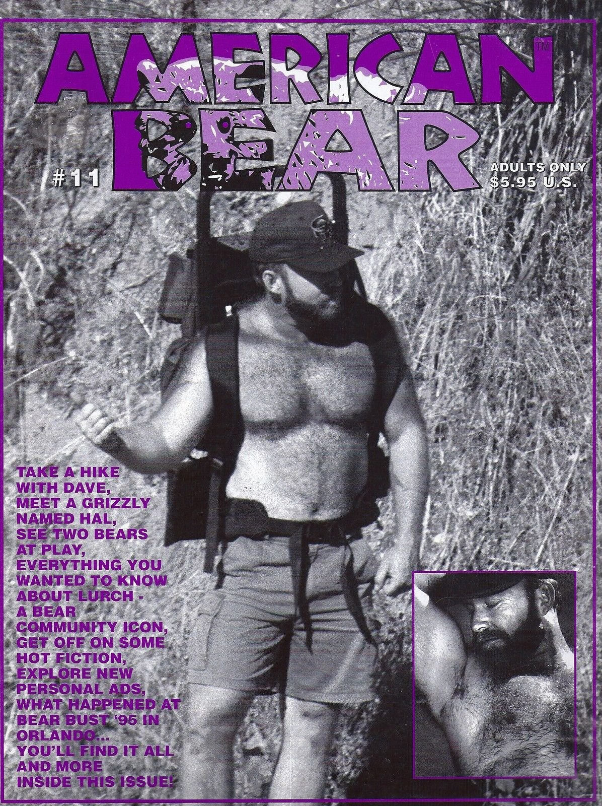 Gay bear personal pages with you