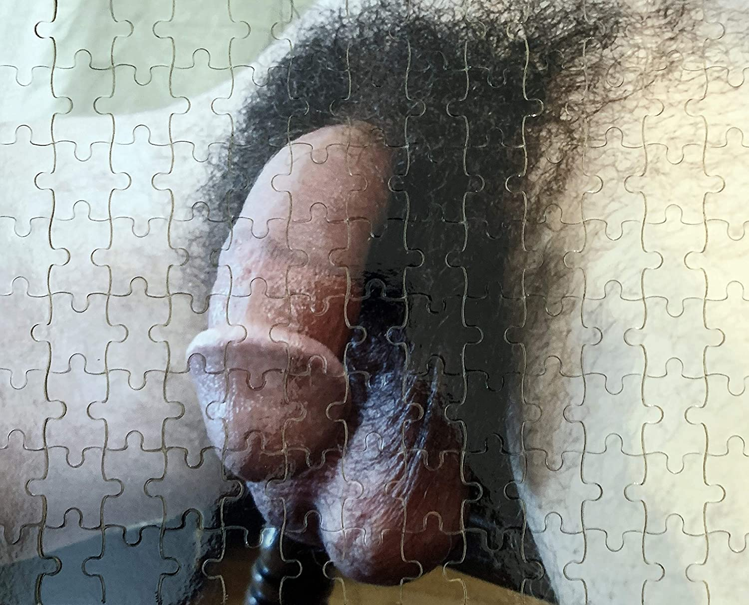 100 pc Close Up Penis NOVELTY JIGSAW PUZZLE Adult #13