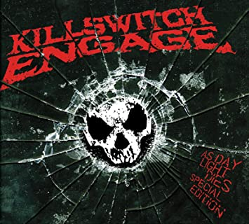 Killswitch engage as daylight dies cddvd special edition image unavailable m4hsunfo