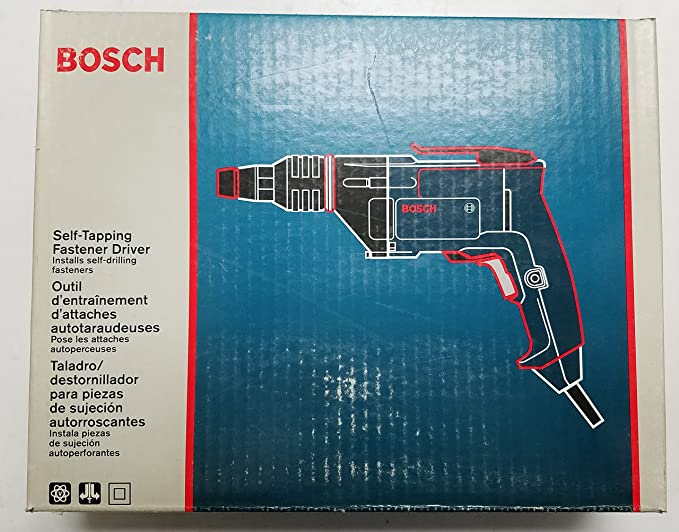 Bosch 1422VSRQ Self-Tapping Fastener Driver 4.8 amp 0-2, 500 rpm, Made in USA - - Amazon.com