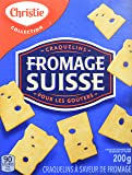 Christie Swiss Cheese Crackers, 200g/7.05 Ounces