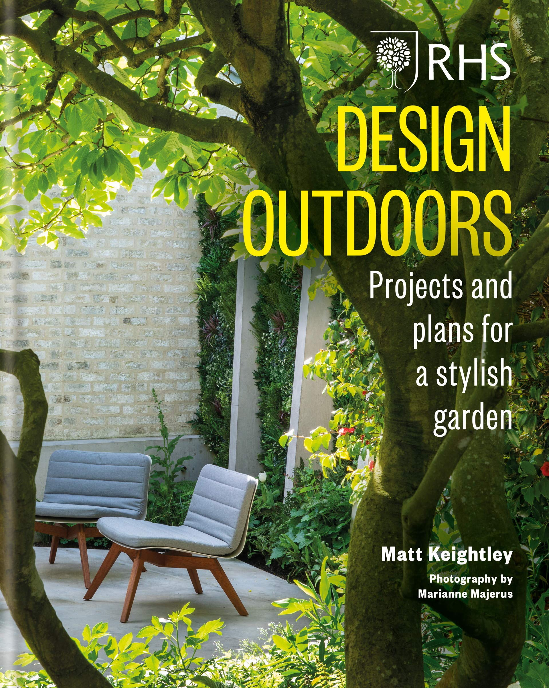 RHS Design Outdoors  Projects And Plans For A Stylish Garden  English Edition