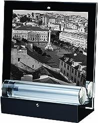 Movado Black Crystal Photo Frame
