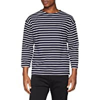 Armor Lux Mariniere BEG Meil M, T-Shirt Homme