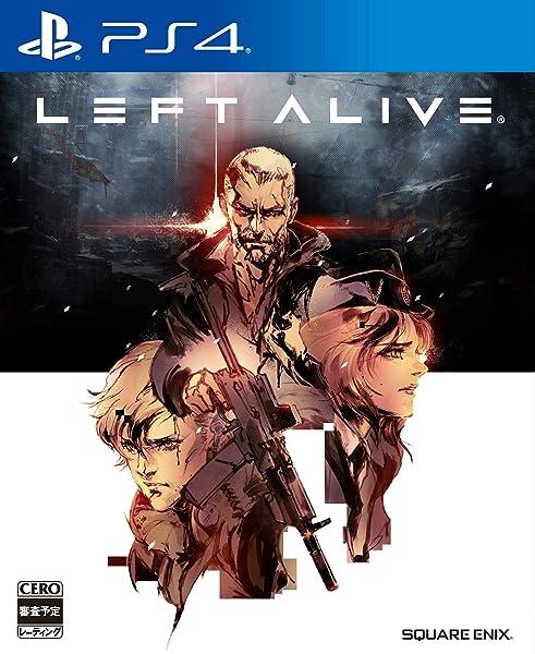 レフト アライヴ 【初回生産特典】 「Survival Pack」 (DLCアイテム) プロダクトコード 同梱