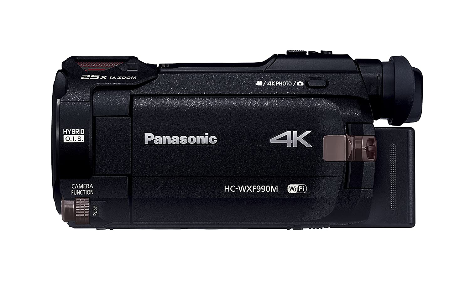 Panasonic Sd Support 64gb Memory Built In 4k Video Hc Wxf995 Ultra Hd Camcorder Camera Wxf990m K Black Electronics