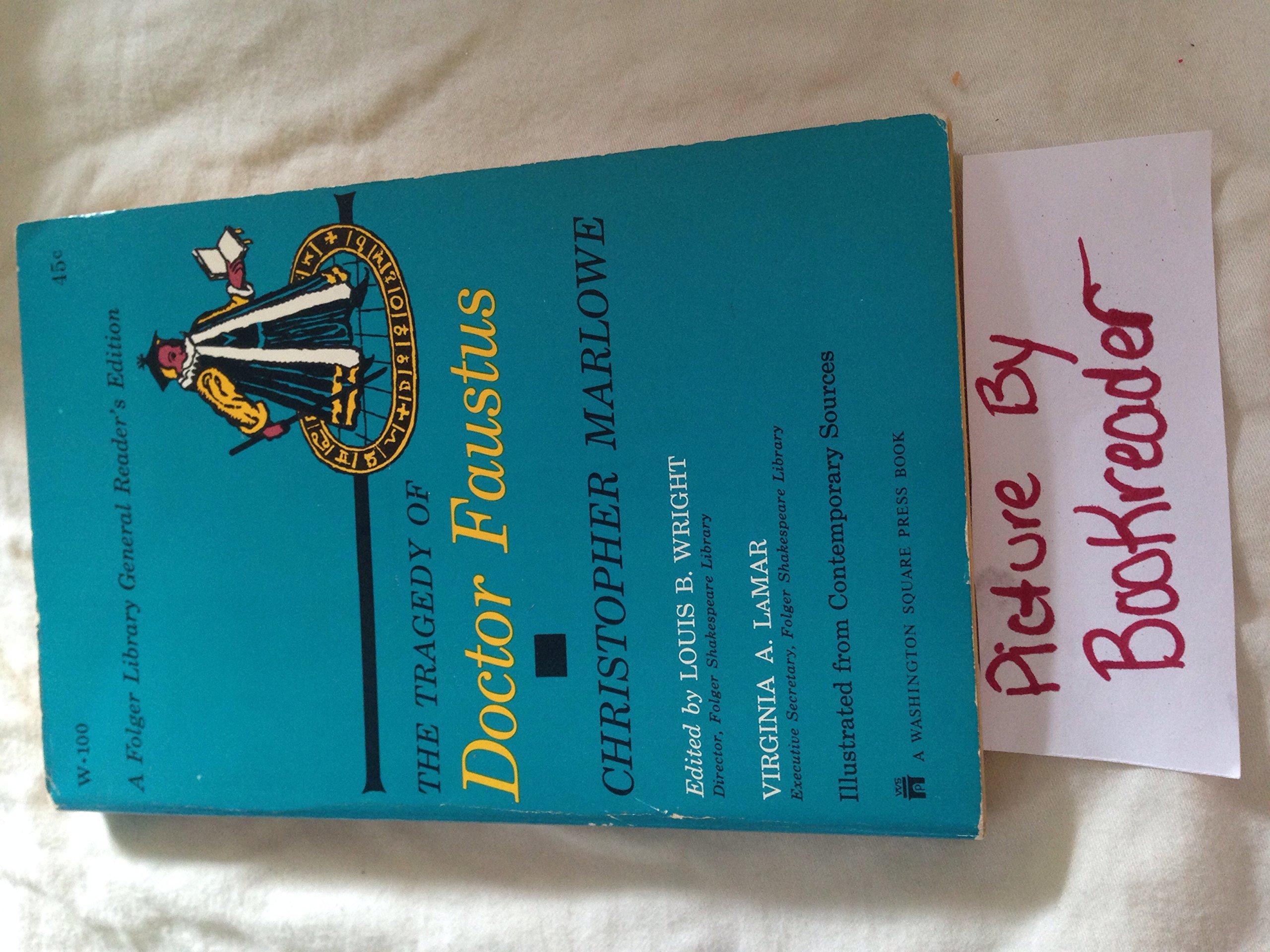 doctor faustus paperback jan 01 1964 marlowe christopher