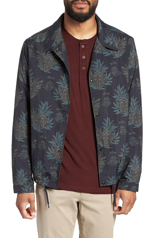 [ヴィンス] メンズ ジャケットブルゾン Vince Tropical Regular Fit Coach's Jacke [並行輸入品] B07D73ZR9L XX-Large